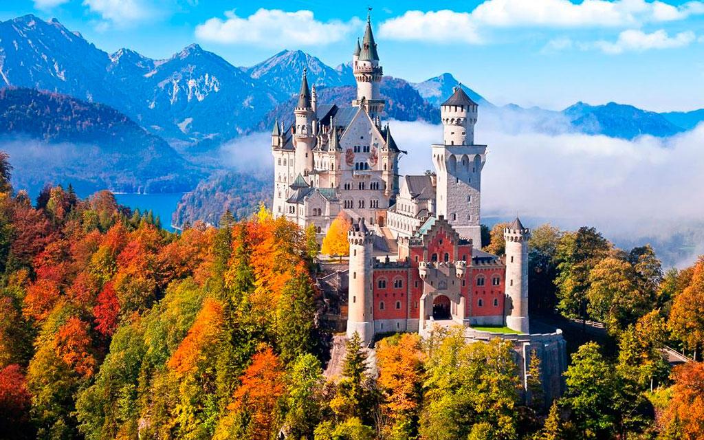 Баварские замки