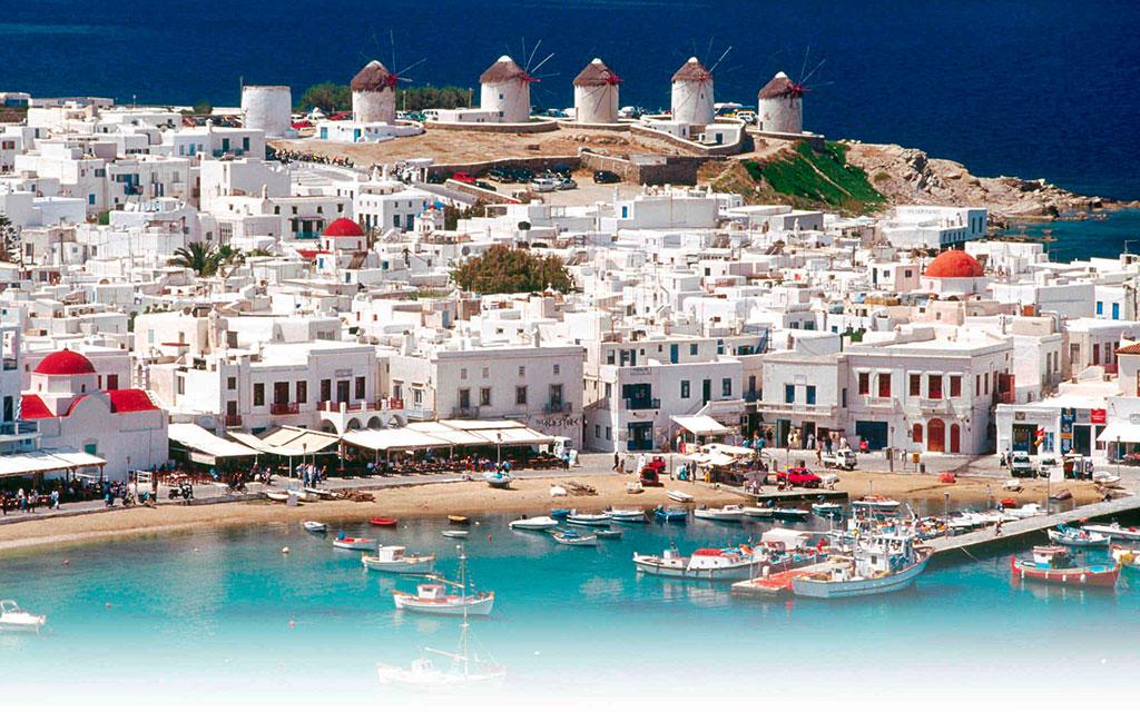 Греция с выездом из Бреста
