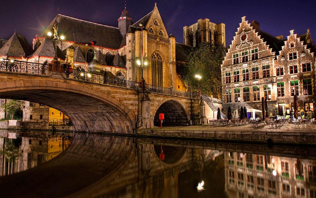 Экскурсионные туры в Бельгию