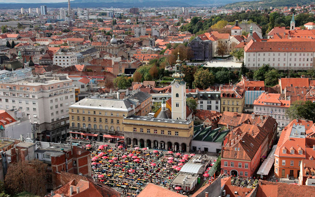 Отдых в Загребе