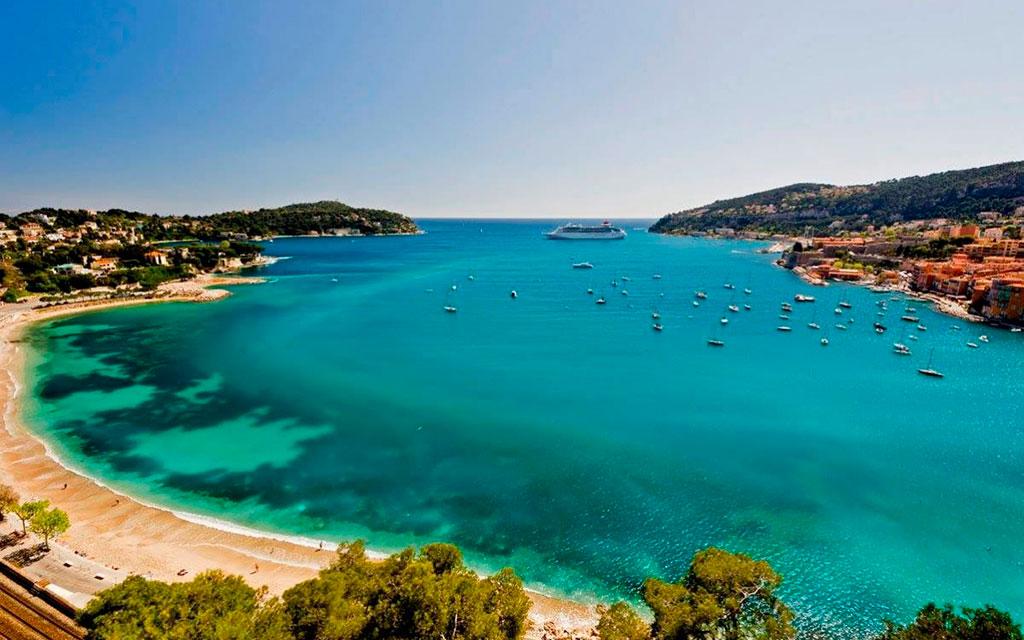 Отдых на море во Франции