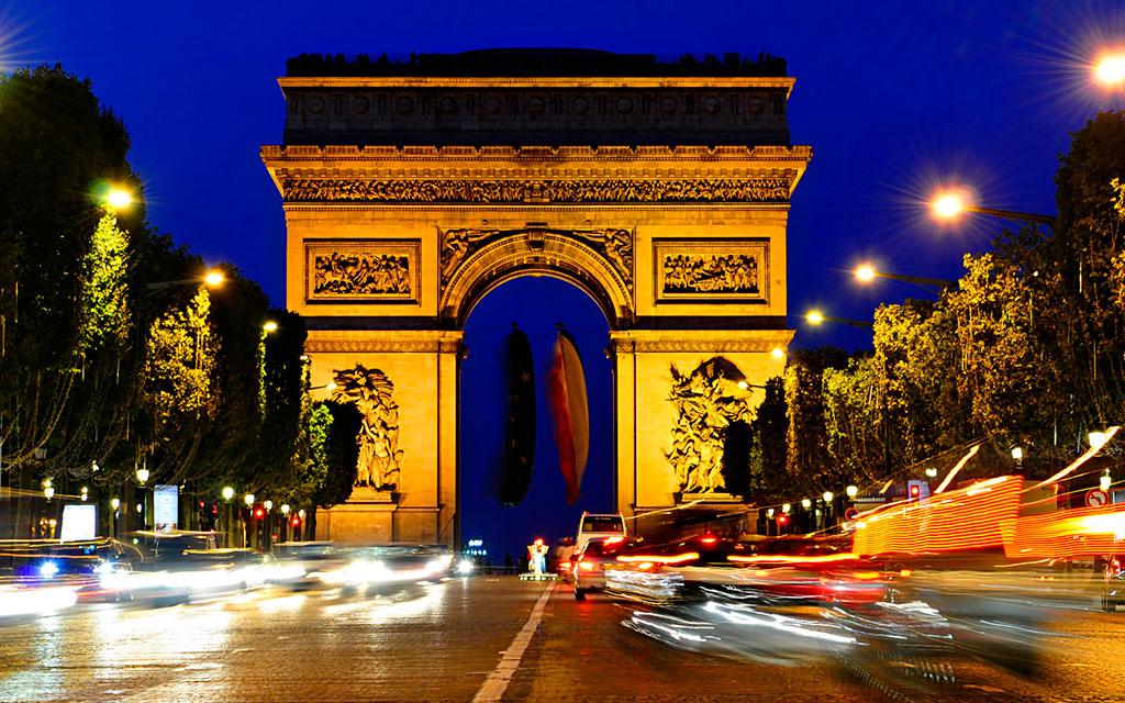 Париж – Бенилюкс комфорт
