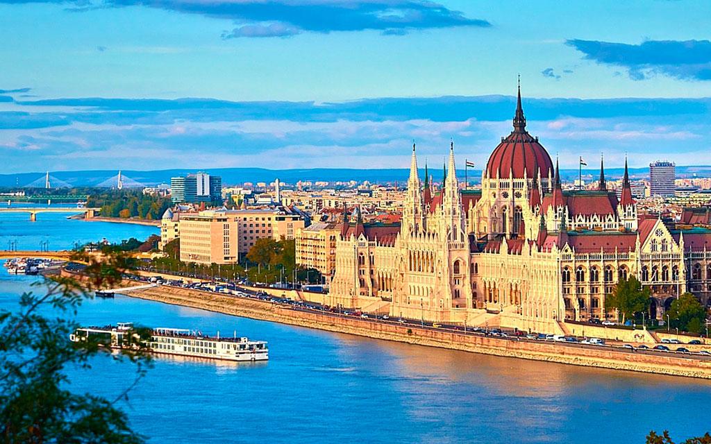 Автобусные туры в Будапешт из Бреста
