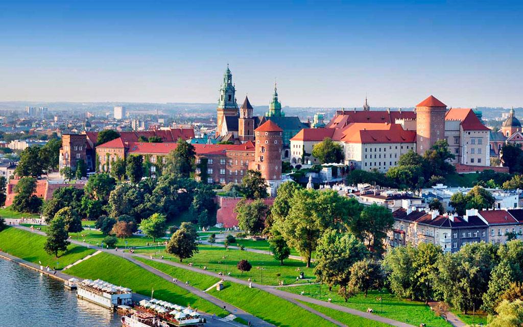 Интурсервис. Туры в Краков