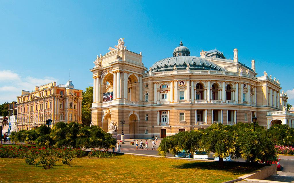 Туры в Одессу из Бреста