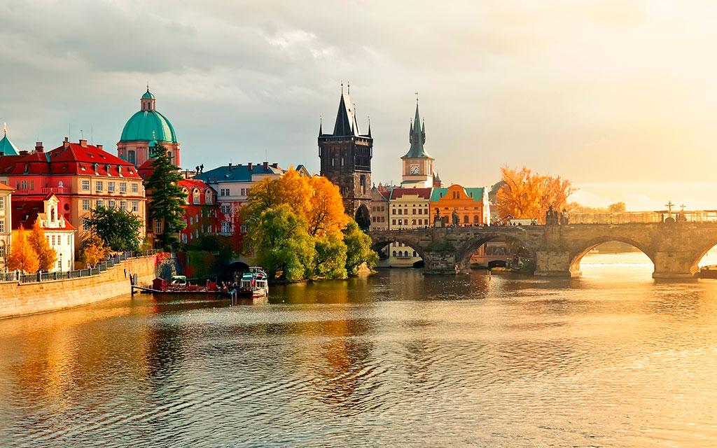 Очарование Чехии