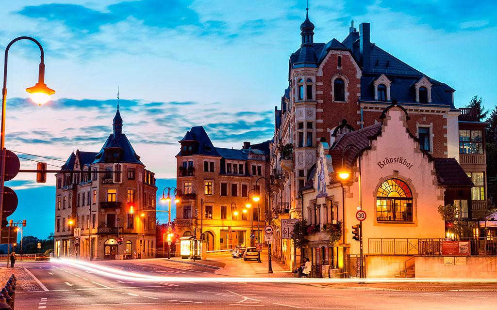 Экскурсии в Дрезден