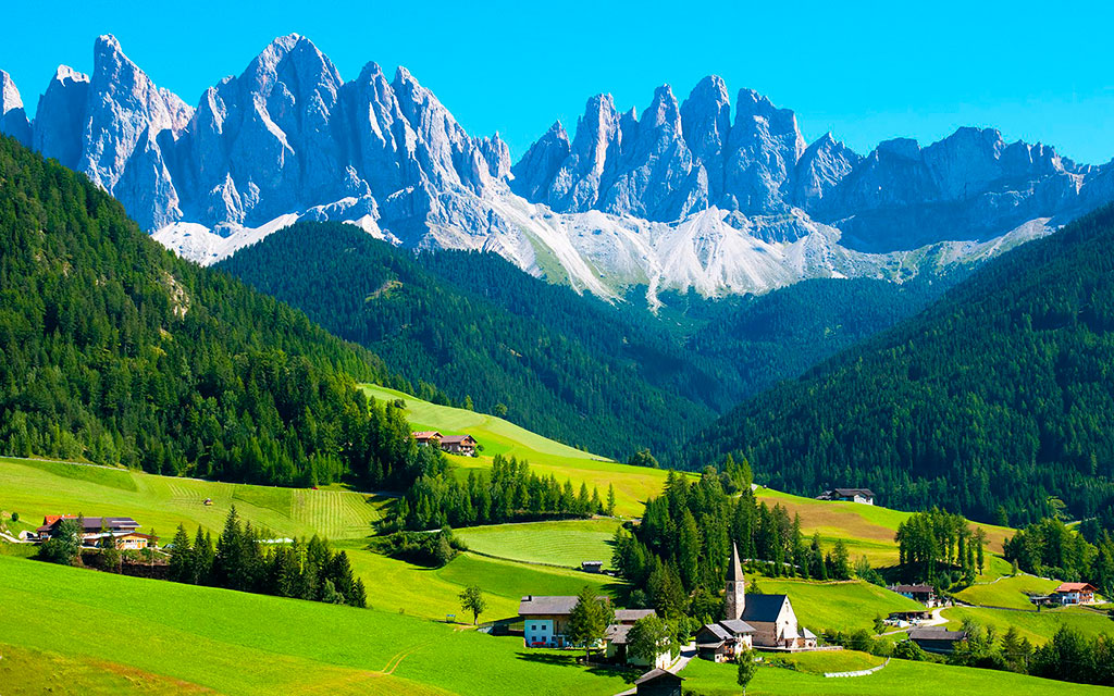 Швейцария - Италия