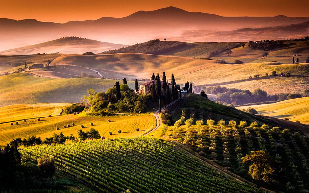 ꞈАрхив - Под солнцем Тосканы