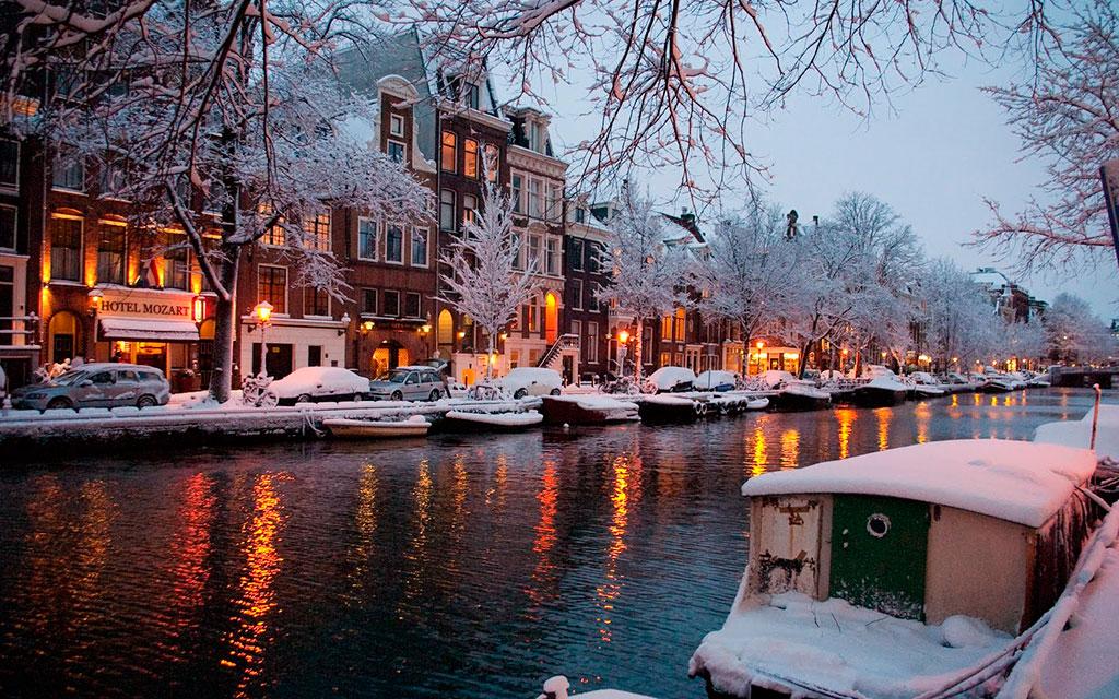 Амсердам из Бреста и Минска