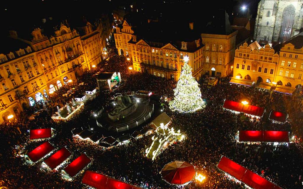 ꞈАрхив - Встреча Рождества в Праге II