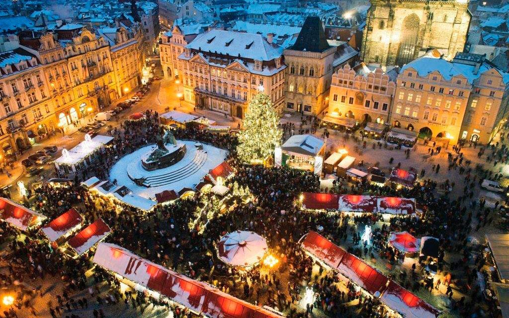ꞈАрхив - Выходные в Праге