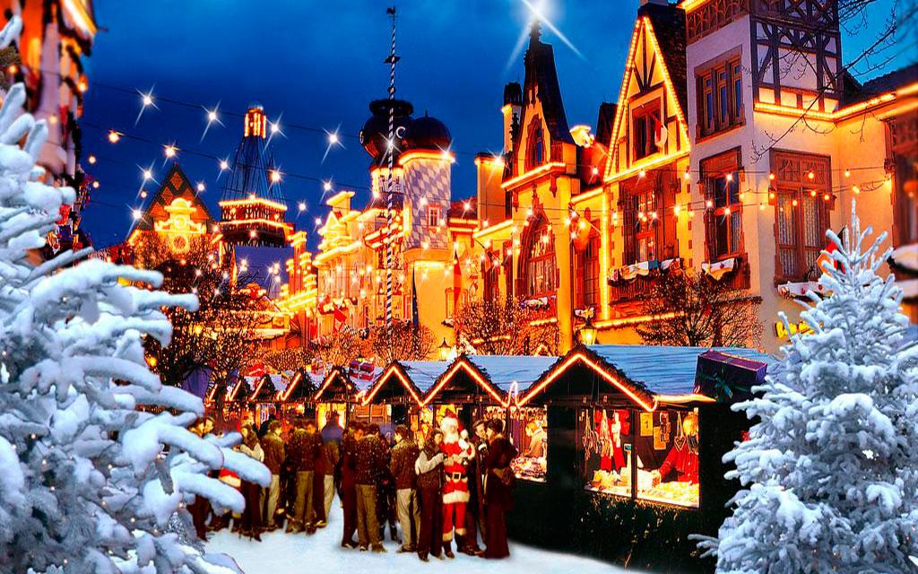 Рождественская Чехия