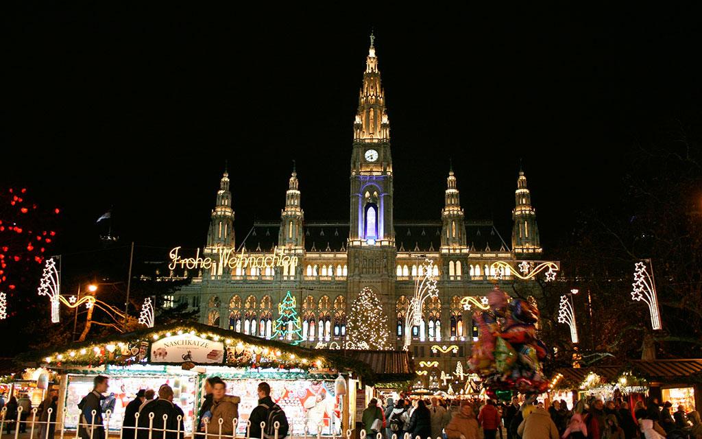 Экскурсии в Вену