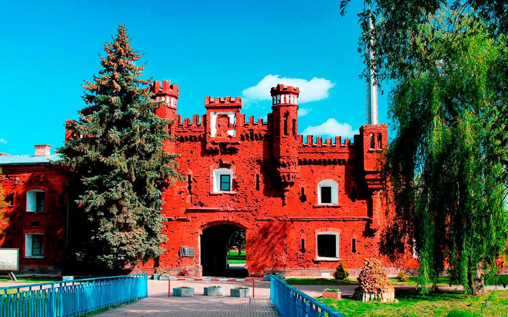 Brest Hero Fortress.