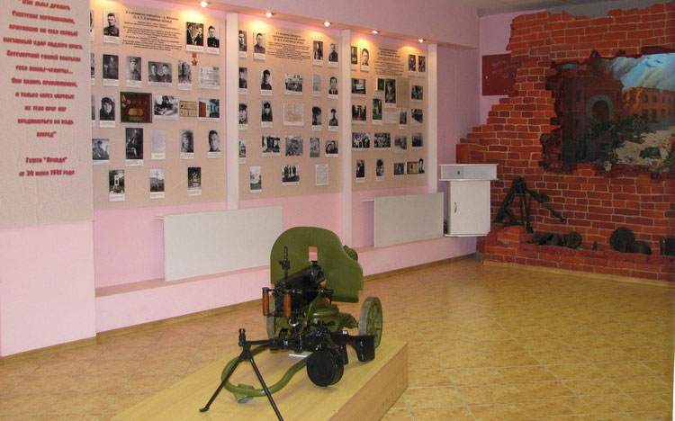 The Museum of Battle Glory of Brest Border Group