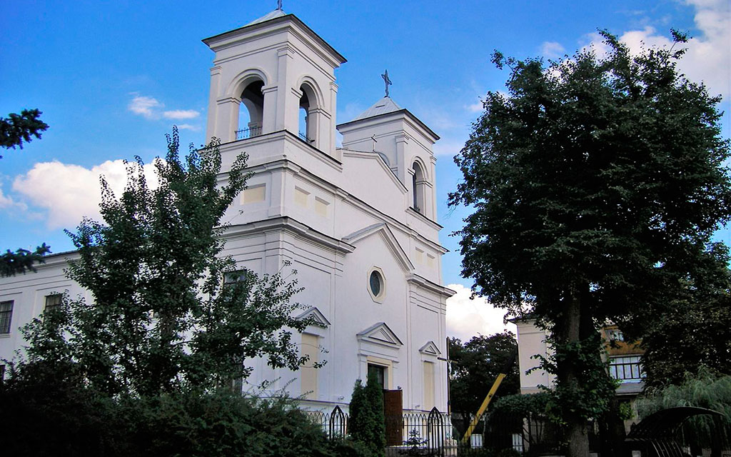 Catholic Church of the Exaltation of the Holy Cross
